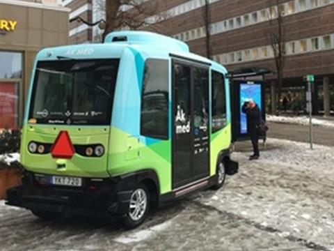 一分钟科技:瑞士将迎来纯电动公交车