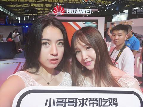 2018 ChinaJoy中最不Trouble的展台