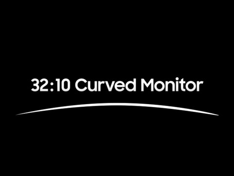 Samsung Display 32:10曲面超宽屏宣传视频
