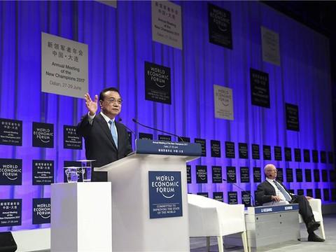 直击2017大连大沃斯:经济增长快魚帮慢魚,世界经论坛狂飚黑科技