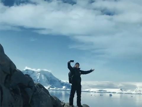 南极!我们来了!