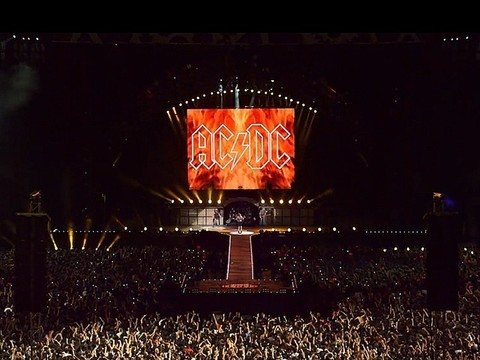 AC/DC -- Highway to Hell