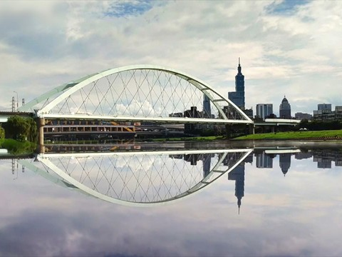 看小米8青春版如何镜面翻转城市!