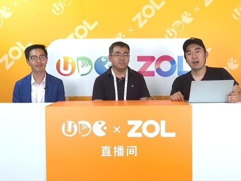 UDE 2021专访三星电视产品经理 王旭峰&三星生活家电培训讲师 周斌
