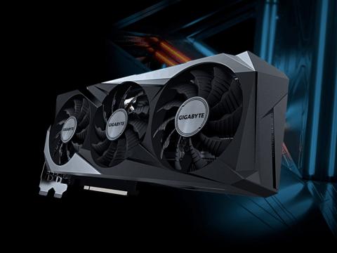 技嘉GeForce RTX 3070 GAMING OC 8G游戏显卡