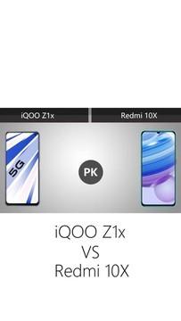 iQOO Z1x对决Redmi10X 谁才是千元神机#iqoo #小米 #红米