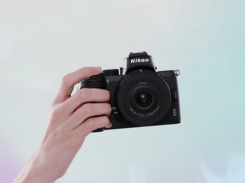 尼康Z50宣传视频