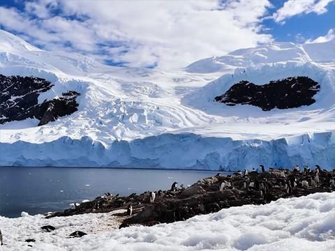 华为Mate30 Pro带你探秘冰雪南极