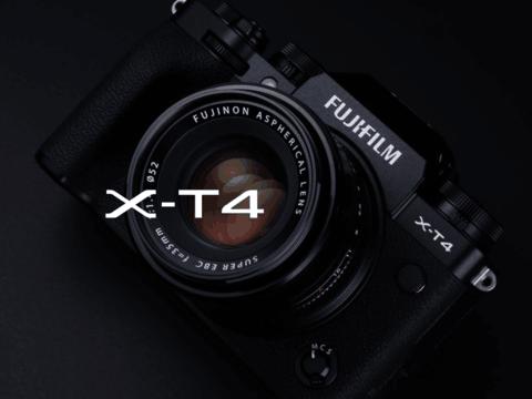 富士X-T4,从芯提升,动静无限