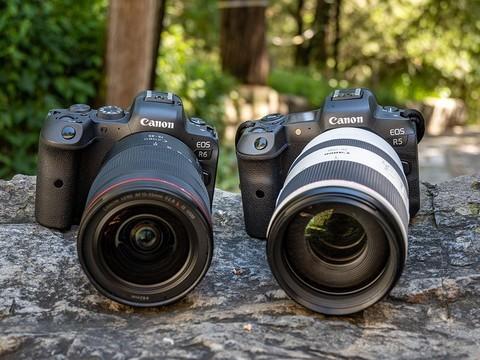 佳能EOS R系统相机连拍和视频对焦效果体验