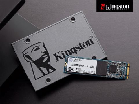 金士顿A400-M.2 2280 SSD,惊人的速度