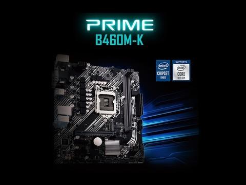 华硕PRIME B460M-K 大师主板