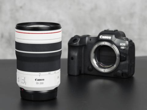 """佳能首款""""RF""""小三元长焦镜头重磅发售!"""