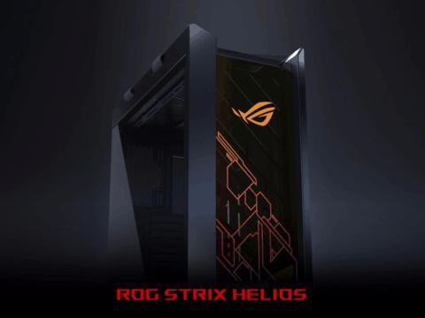 华硕 玩家国度ROG Strix Helios太阳神机箱