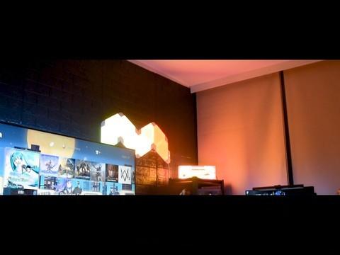 桌面美学: 打造都市角落的光影世界