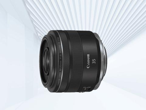 佳能RF 35mm f/1.8 Macro IS STM,全画幅EOS R系统专用