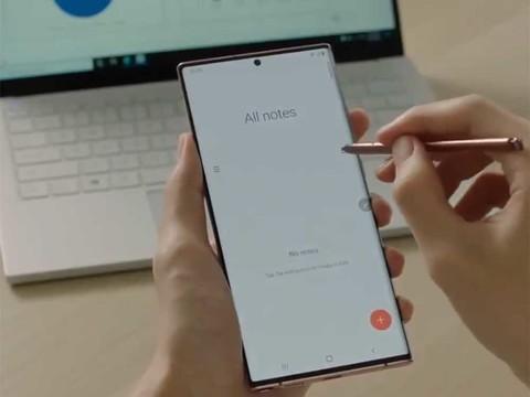 三星Galaxy Note 20 Ultra上手视频