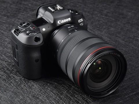 佳能EOS R5 8K微单相机