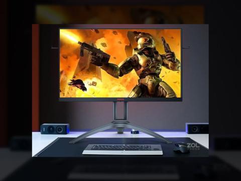 AOC AG273QXP 27英寸2K显示器