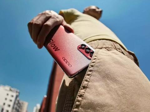 OPPO Reno4 Pro 65W超级闪充5G手机