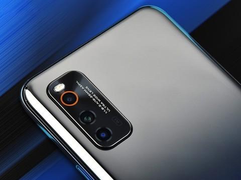 iQOO Neo3竞速屏双模5G手机