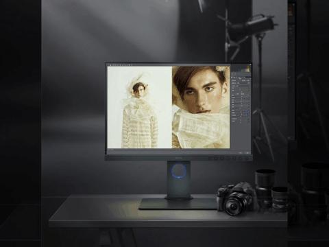 明基SW240专业摄影显示器,摄影人的后期好伙伴