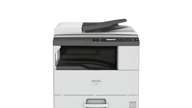 视鉴:理光黑白数码复合机M2700系列