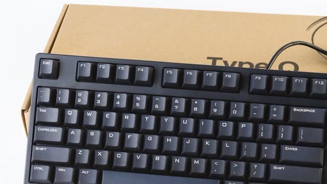 【视鉴】Vortexgear Type Q机械键盘