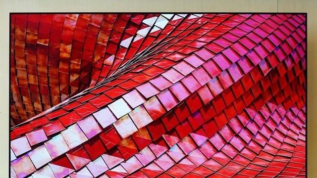 「视鉴」六项科技防残影:海信A8 OLED电视