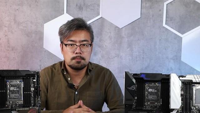 华硕TRX40新品Cl1024最新地址2019入口首曝 三代线程撕裂者来袭